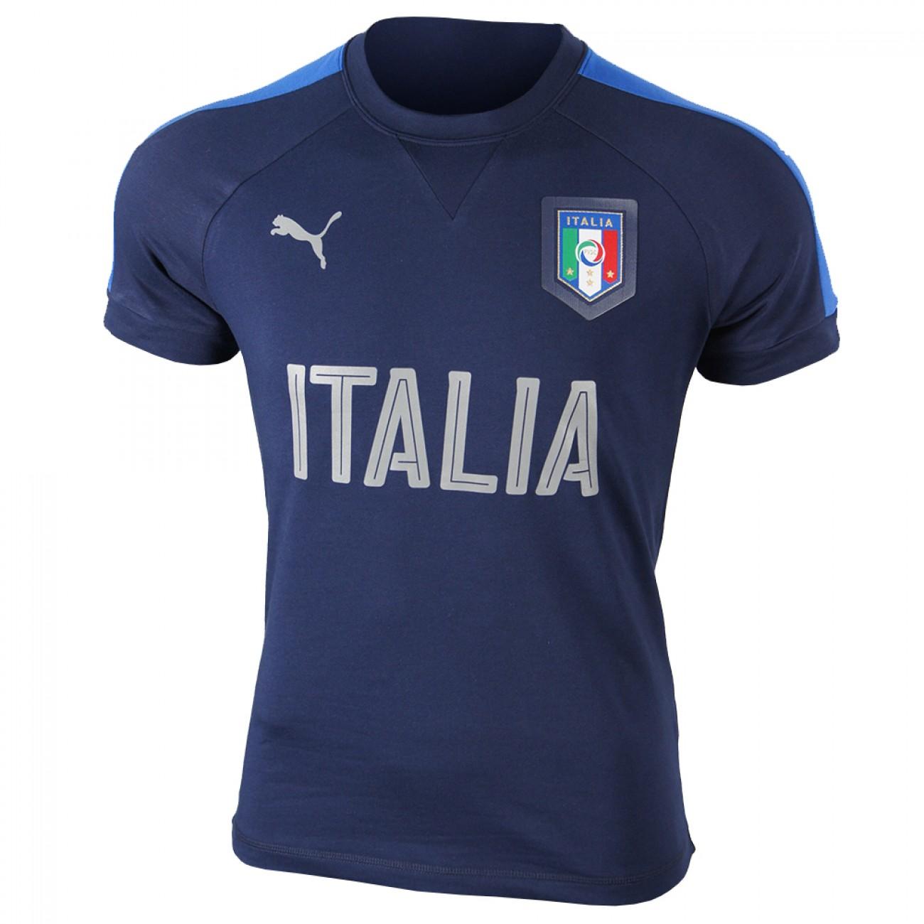 t shirt italia homme
