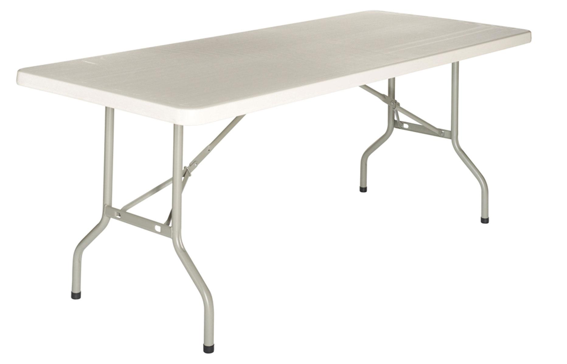table pliante plastique pas cher