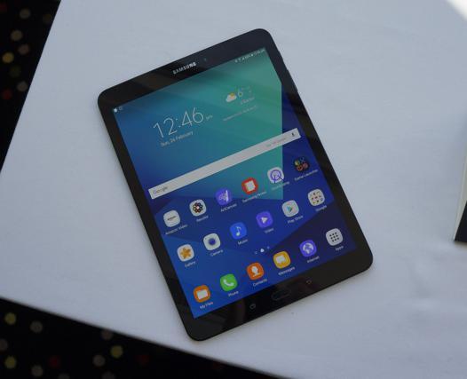 tablette samsung 2017