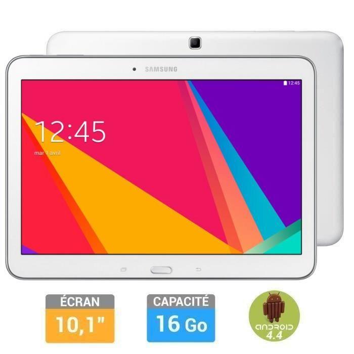 tablette samsung galaxy tab 4 10 1