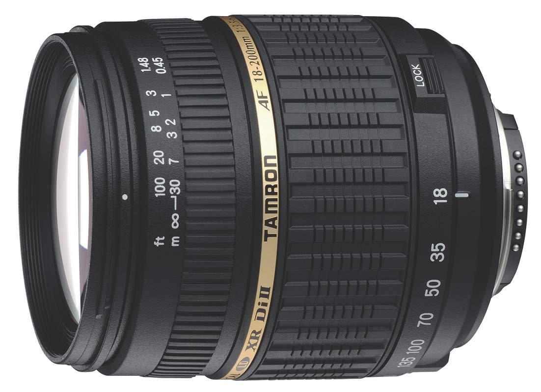 tamron objectif af 18-200mm f/3