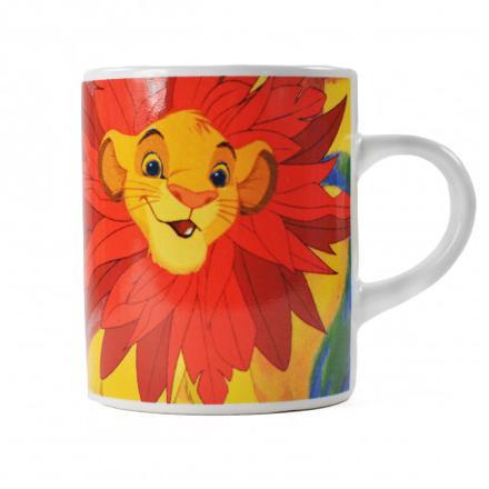 tasse le roi lion