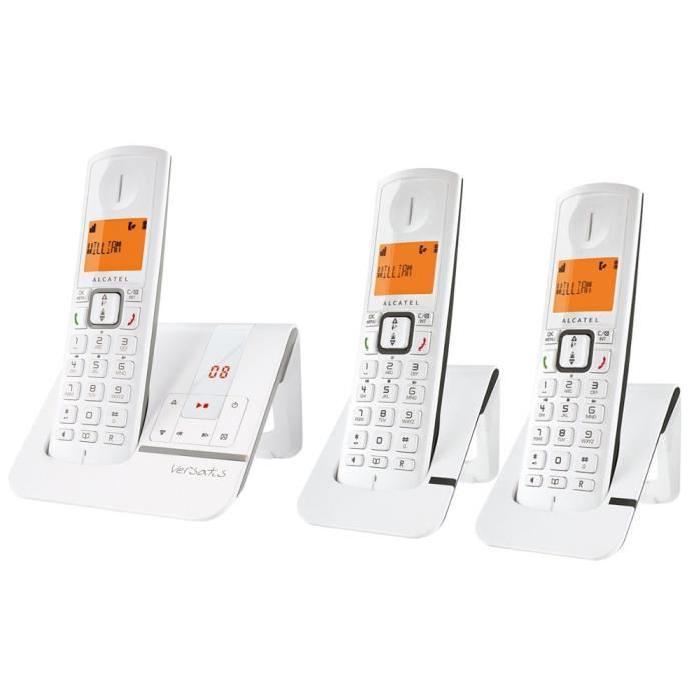 telephone fixe trio pas cher