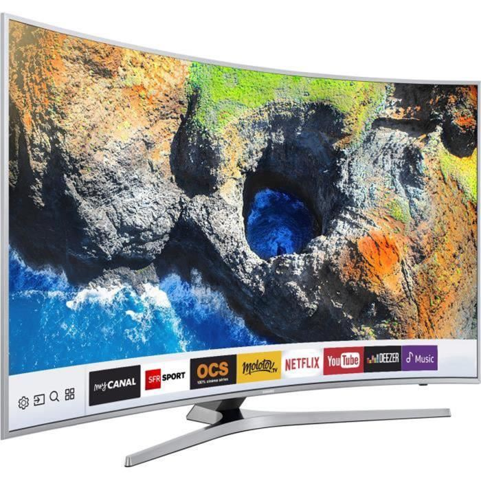 televiseur samsung 4k 55 pouces