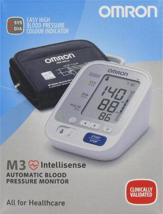 tensiometre omron m3 intellisense
