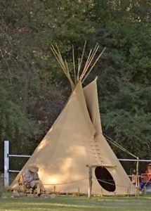 tente indienne