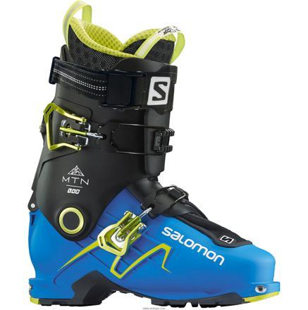 test chaussure de ski