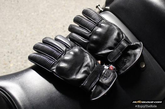test gants moto hiver
