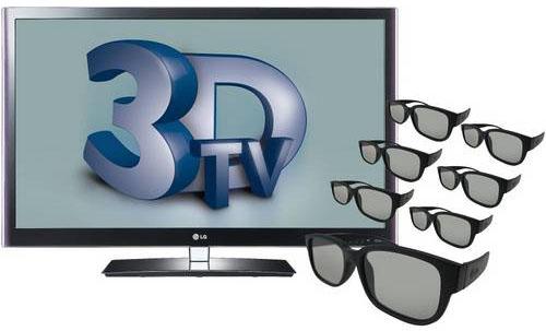 top 3d tv