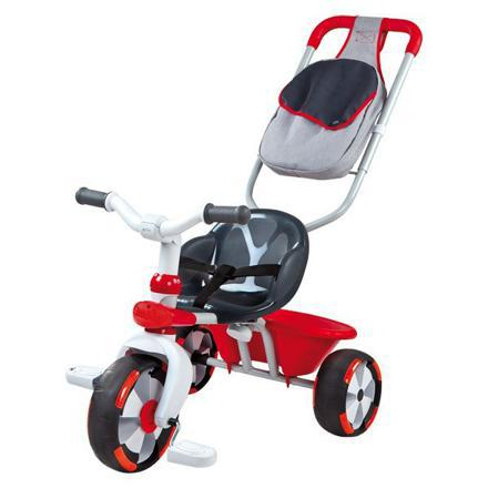 tricycle silencieux