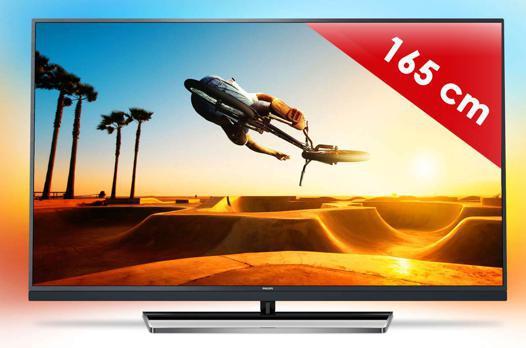 tv 4k pas cher 65 pouces