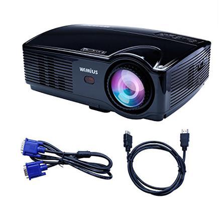 videoprojecteur full hd lcd