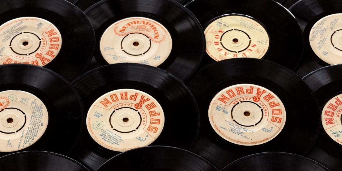 vinyl le plus cher
