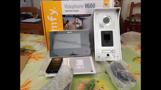 visiophone v600
