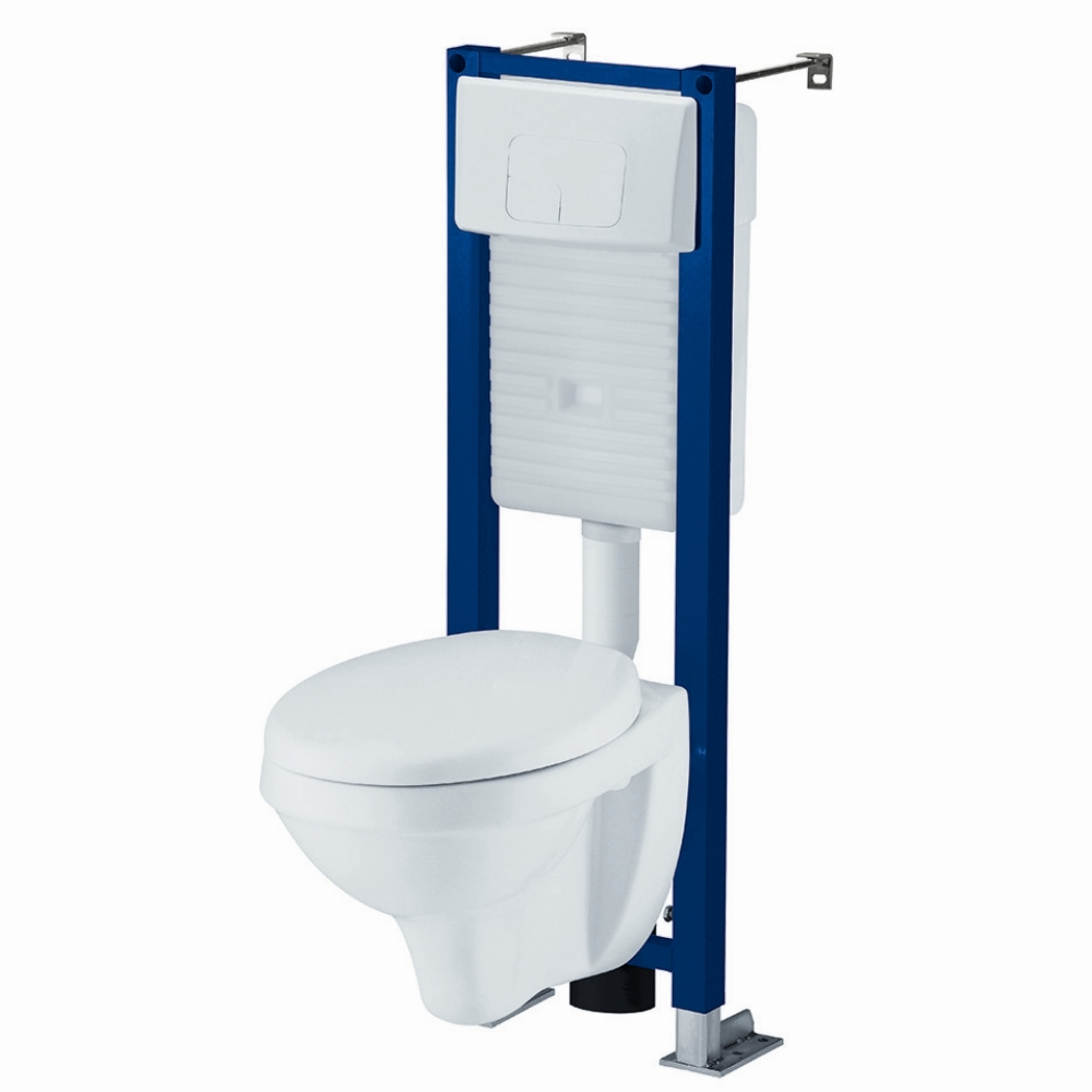 wc suspendu siamp